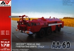 AAM7201 Aircraft rescue and fire fighting truck AA-60