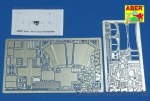 Photo-etched parts: Photoetched for Opel Blitz, Aber, Scale 1:35