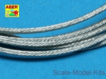 Stainless Steel Towing Cables d 1,2mm, 1 m long