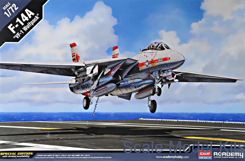 "F-14A ""VF-1 Wolfpack"""