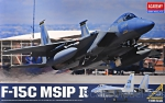 AC12221 Fighter F-15C MSIP II