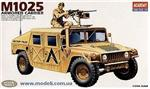 Army Car / Truck: 1/35 Academy 1350 - M-1025 ARMORED CARRIER, Academy, Scale 1:35