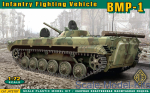 ACE72107 Infantry fighting vehicle BMP-1