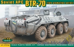 ACE72166 BTR-70 APC (late production series)