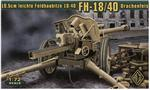 ACE72226 LeFH.18/40 105mm WWII German howitzer