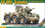 ACE72435 FV-601 Saladin Armored car