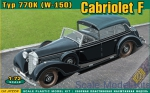 ACE72559 MB-770K (W-150) Cabriolet F (7 passenger Touring)