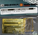 AF-TH35002 Photoetched set for Russian T-34 series
