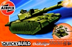 AIR-J6022 Challenger Tank (Lego assembly)