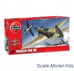 Fighters: YAK 9D, Airfix, Scale 1:72