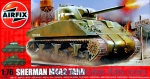 AIR01303 Tank Sherman M4A2