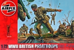 AIR01723 British paratroops - Series 1