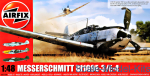 AIR05120B Messerschmitt Bf109E-3/E-4