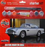 AIR50089A Gift set - Aston Martin DB5 (silver)