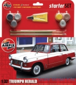 AIR55201 Gift Set Triumph Herald