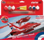 AIR55202B Gift set - Red Arrows Hawk, 2015