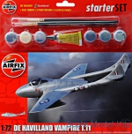 AIR55204 Gift set - De Havilland Vampire T11