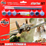 AIR55208 Gift set Hawker Typhoon 1B