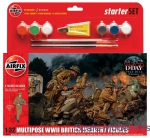 AIR55211 Gift Set - WWII British Infantry Multipose