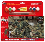 AIR55212 Gift Set - WWII U.S. Infantry Multipose