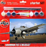 AIR55214 Gift set - Grumman F4F-4 Wildcat