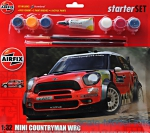 AIR55304 Gift set - Mini Countryman WRC