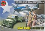 AIR6903 WWII USAAF Airfield Set
