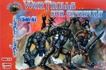 ALL72033 War Trolls for catapult, set 4
