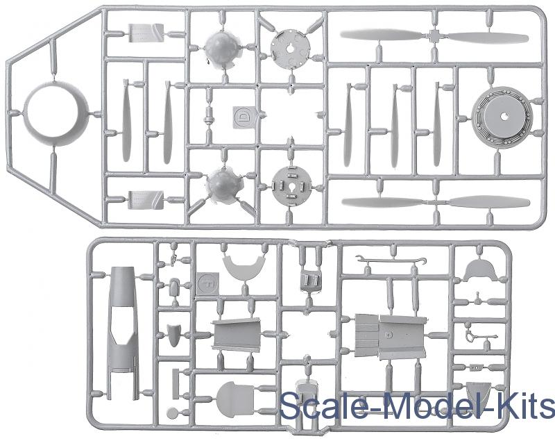 Amg Models F Mk10 Hawker Sea Fury Plastic Scale Model