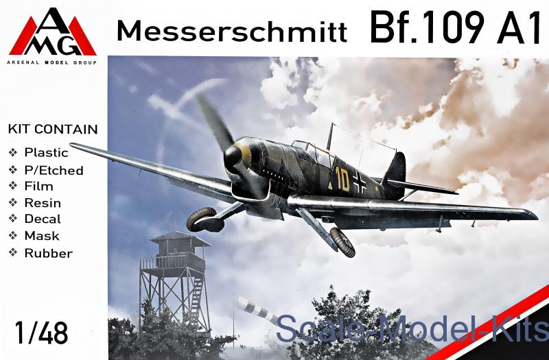 Messerschmitt Bf.109 A-1