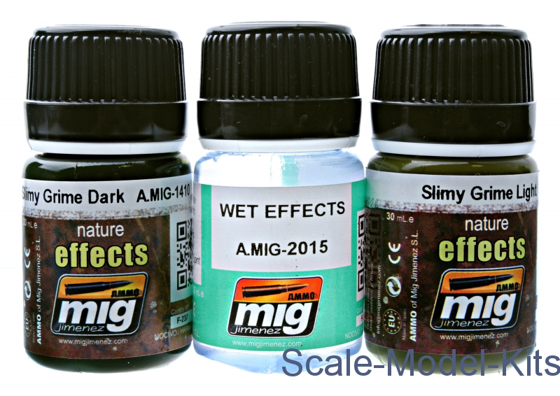 Multicolour AMMO MIG-7409 Humidity and Wet Effects