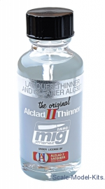 A-MIG-8200 Alclad II: Lacquer thinner and cleaner ALC307 A-MIG-8200
