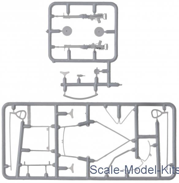 Nieuport 11 Italy Amodel Plastic Scale Model Kit In 1 32