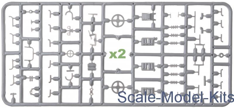 Dornier J Wal Dutch Amodel Plastic Scale Model Kit In 1