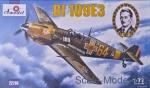 Messerschmitt Bf-109E-3 Romanian fighter