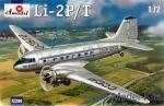 Lisunov Li-2P/T Soviet passenger aircraft