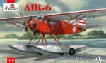 Special: AIR-6 Soviet floatplane, Amodel, Scale 1:72