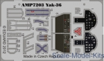 AMP7203 Photoetched set for ART Model Yak-36