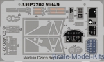 AMP7207 Photoetched set for ART Model MiG-9