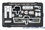 AMP7209 Photoetched set for ART Model MiG Ye-8