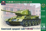 ARK35001 T-34-85 Russian medium tank