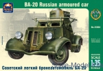 ARK35004 Ba-20 Russian armored car