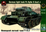 ARK35007 Pz.Kpfw II Ausf.J German light tank
