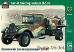 ARK35035 1/35 ARK Models 35035 - Soviet fuelling vehicle BZ-39