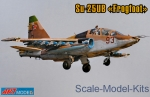 ART7212 1/72 ART Model 7212 - Sukhoi Su-25UB