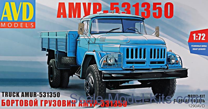 Truck AMUR-531350