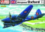 AZMO73085 Airspeed Oxford T.1 Navy