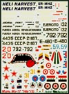 BD72014 Decal for Mi-17