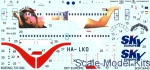 BOA-14443 Decal 1/144 for Boeing 737-500