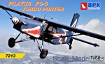 BPK7213 Pilatus PC-6 Turbo Porter